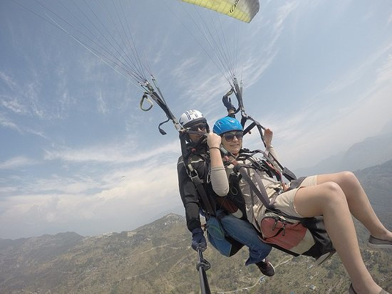 Golden heaven Paragliding