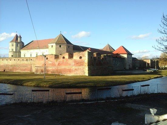 Fagaras, Romania: außenansicht . .......