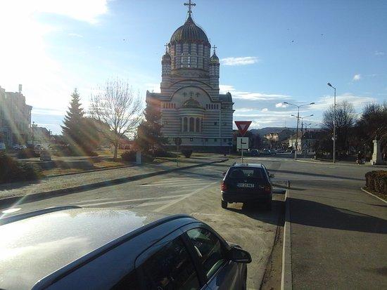 Fagaras, Romania: ostansicht ....