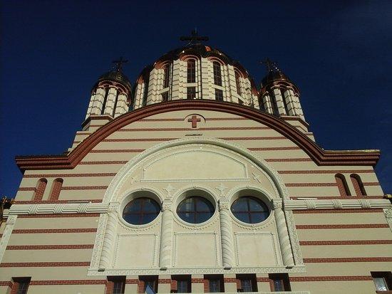 Fagaras, Rumania: westfassade......