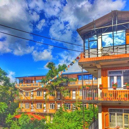 Dhulikhel, Nepal: Hotel Panauti  Panauti