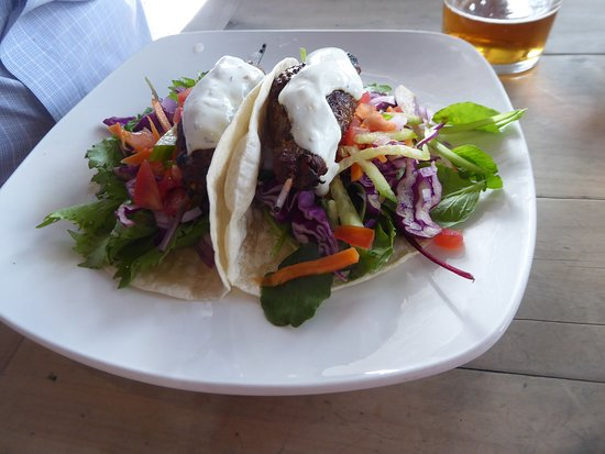 The Thirsty Weta : Lamb Koftas -More bar snack sized than hungry person sized