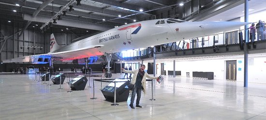 Patchway, UK: Concorde