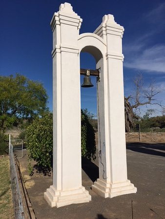 Victoria West, Sydafrika: Historic bell tower