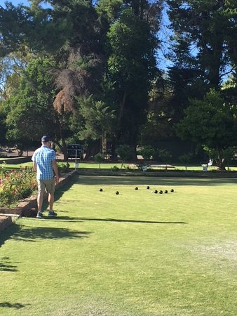 Victoria West, South Africa: Bowling green