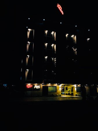 Hotel Nalanda: BUILDING  LIGHT