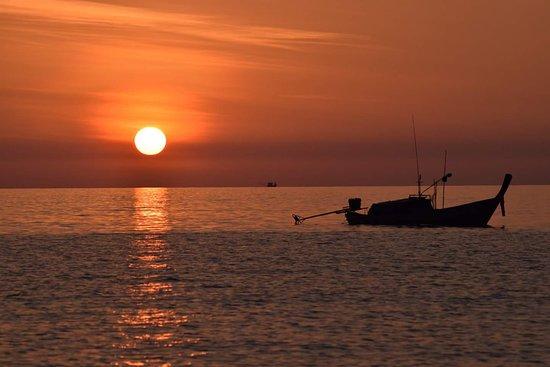 Ko Kradan, تايلاند: Sunset