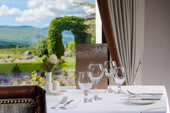 Ballygarry House Hotel & Spa: Restaurant 58