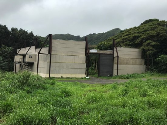 Kaneohe, Havaí: Indominus Rex containment from Jurassic World