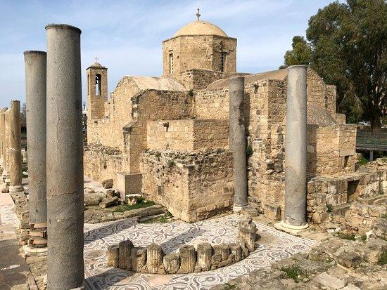 Chrysopolitissa-Kirche: Kirche