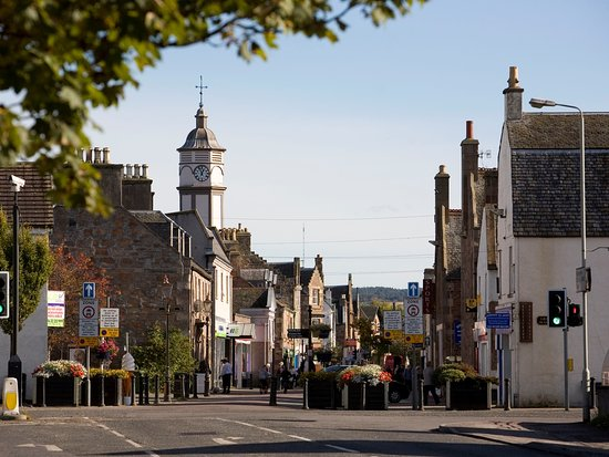 Hotels Near Dingwall Scotland