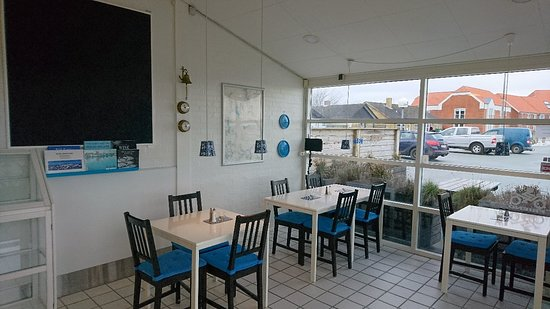 Strandby, Danemark : Den Blå Café