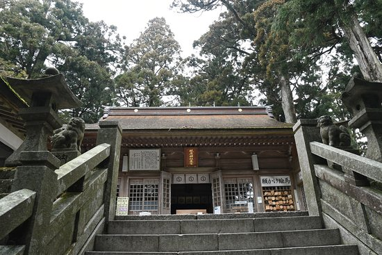 Toga Shrine Okumiya