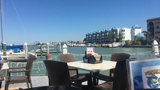 Dolphin Tiki Bar Grill Marco Island