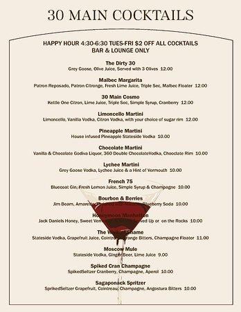 Berwyn, Pensilvanya: Need a cocktail?