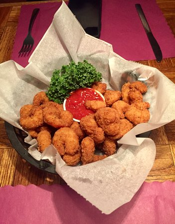 Hops & Barleys: Popcorn Shrimp