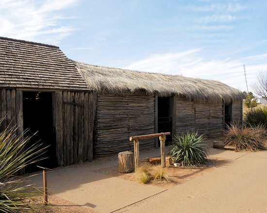 National Ranching Heritage Center: house