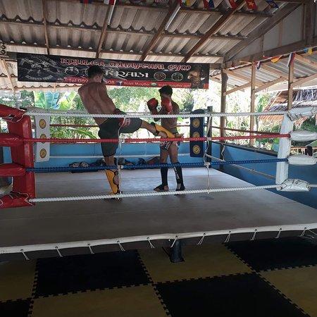 Krulek Muaythai Gym