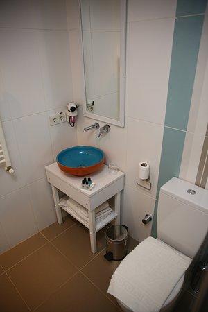 Minel Hotel: Standart Room Bathroom