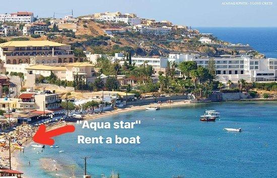 Aqua Star Photo