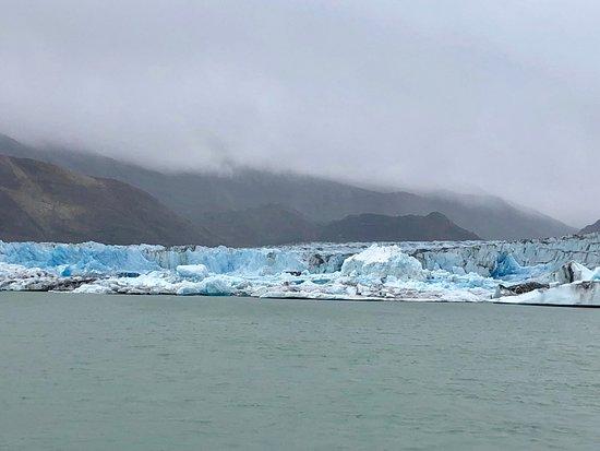 Glaciar Viedma: Glacier Viedma visto do barco