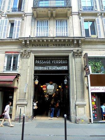 Passage verdeau pa francie recenze tripadvisor for Porte 12 tripadvisor