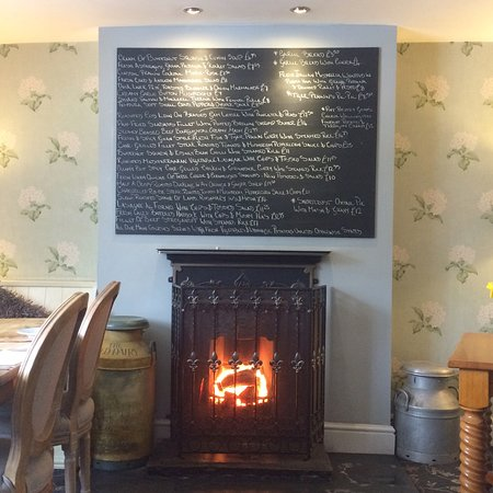 Shirley, UK: Daily specials on our blackboard menu