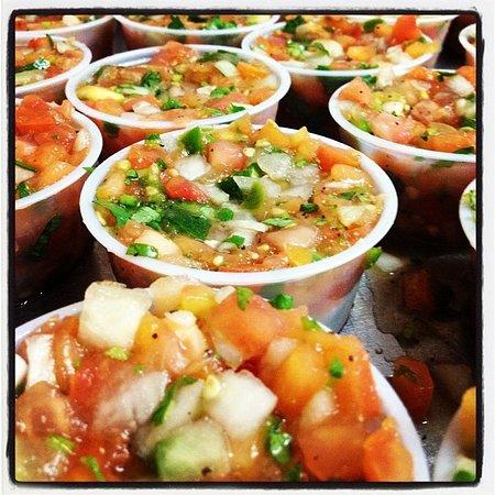 El Pelon Taqueria: Salsa Fresca