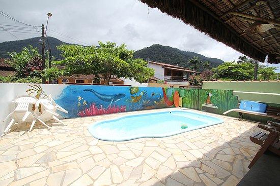 Pousada Tribo Ubatuba Hostel Picture