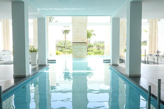 Beloved Playa Mujeres : Spa Hydro Therapy Circuit