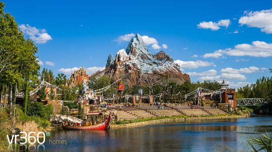 ‪Expedition Everest - Legend of the Forbidden Mountain‬