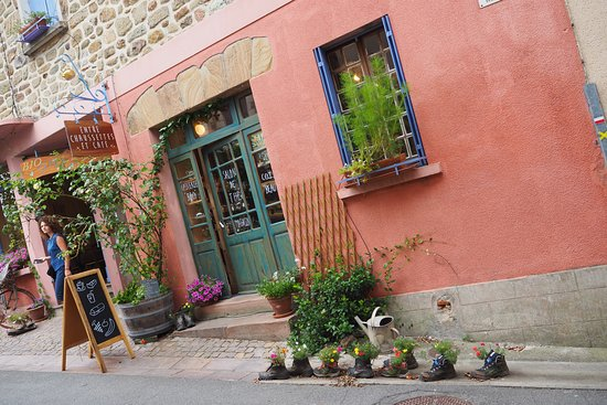 Decazeville, Γαλλία: Fachade