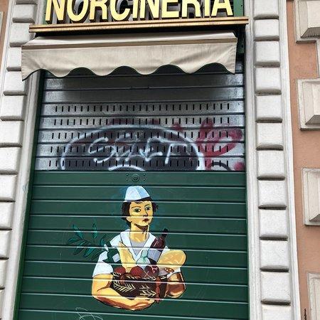 Cecchini Salumeria Gastronomia Via Merulana Roma