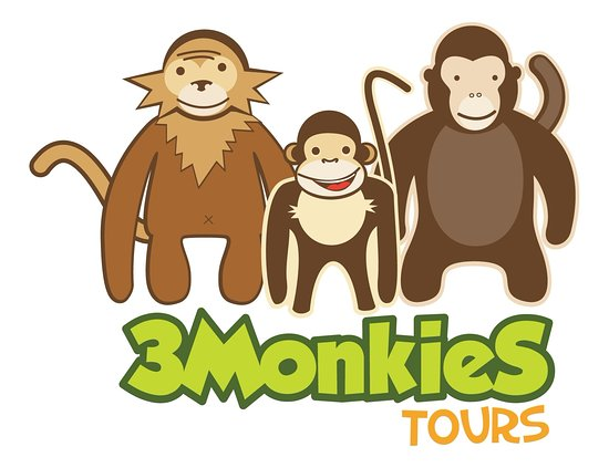 3 Monkies Day Tours