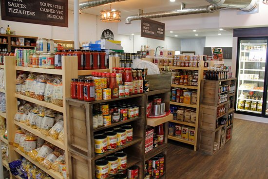 Steinbach, Canadá: Locally made pasta and other gourmet groceries.