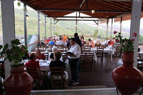 Theológos, Grèce : Taverna Iatrou