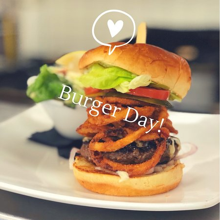 Cow Cafe: Every Tuesdsay is burger beer day! starting at just $10