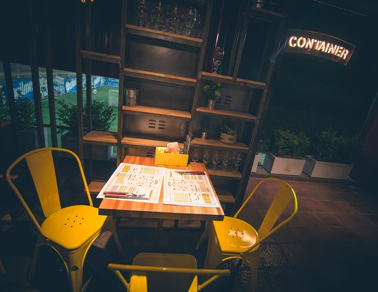 Terraza De Container Picture Of Container Bar Ramos Mejia