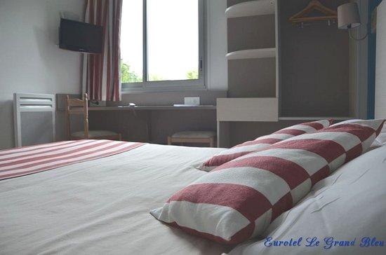 Paimpol Eurotel Le Grand Bleu Hotel   Voir Les Tarifs  83