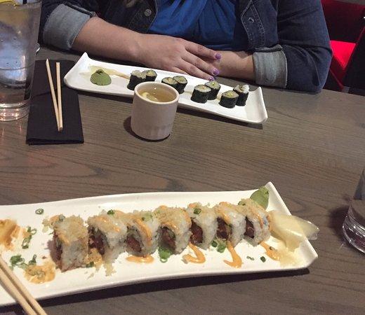 CO Sushi: Tiny Maki Rolls.