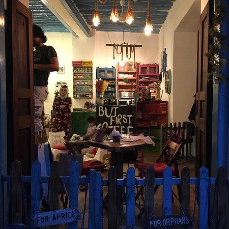 Cafe Africa Shops