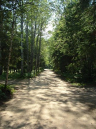 Harcourt, Kanada: On our road to relaxation