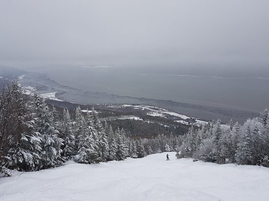Petite-Riviere-Saint-Francois, Kanada: 20180302_102659_large.jpg