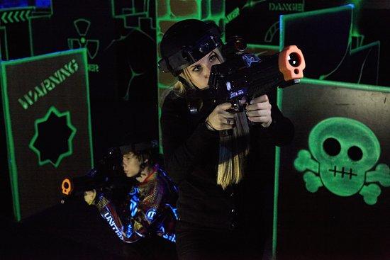 Laser game - Laser Master