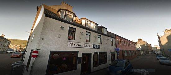 Ceann Loch Diner