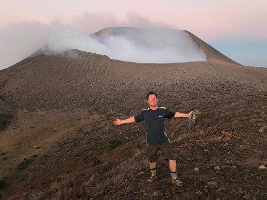 Quetzaltrekkers - Hike Volcanoes Help Kids: Volcan Telica
