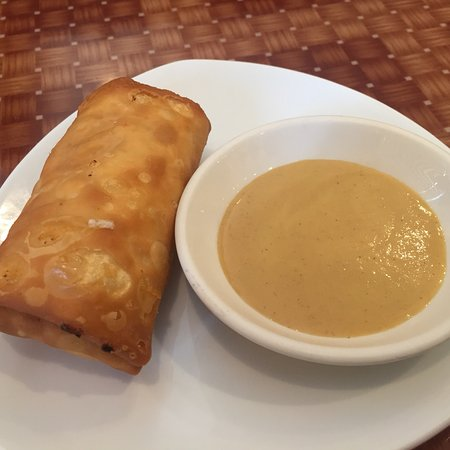 Moon Township, PA: Egg Roll (comes with lunches)