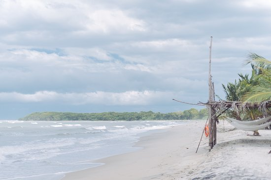 Buritaca, Colômbia: Beach for ourselves!