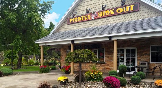 Pirate's Hide-Out