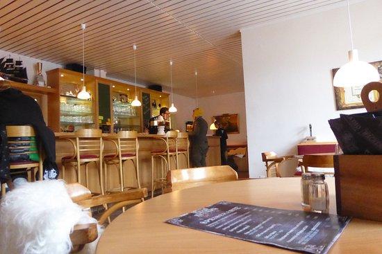 Wacken, Germany: Gaststube mit Tresen